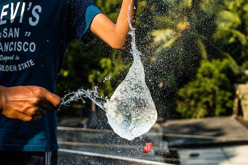 Foto stok gratis air, basah, gerakan, H2O