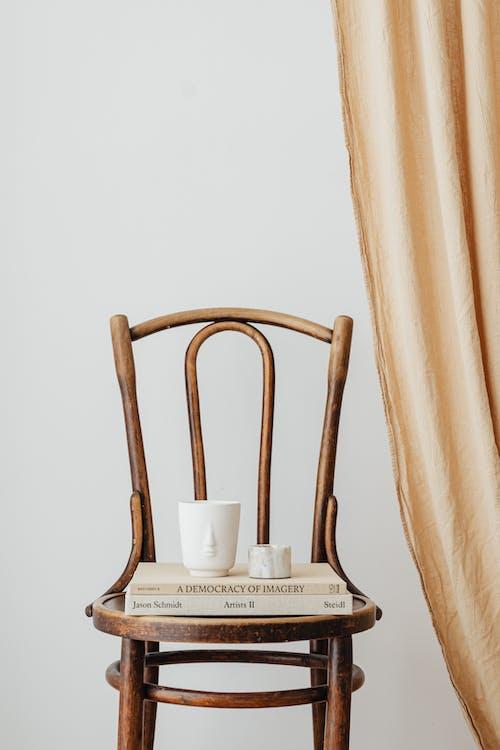 圖書, 書籍, 木椅 的 免费素材图片