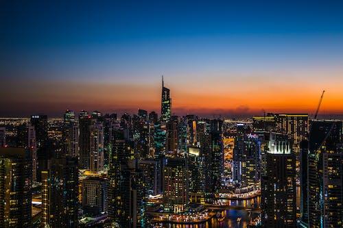 Fotos de stock gratuitas de arquitectura, cielo, ciudad, diseño arquitectónico