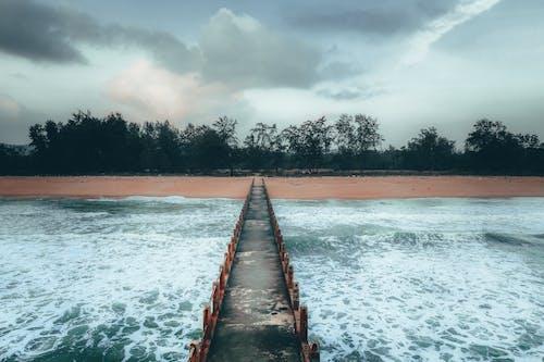 Ảnh lưu trữ miễn phí về bão tố, bầu trời, bên bờ biển