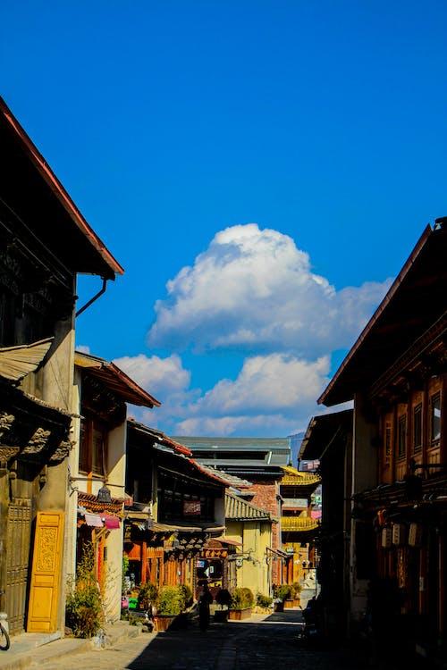 Kostnadsfri bild av fredlig, gammal stad, Kina