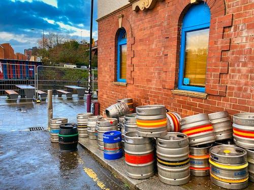 Free stock photo of bar, barrel, barrels