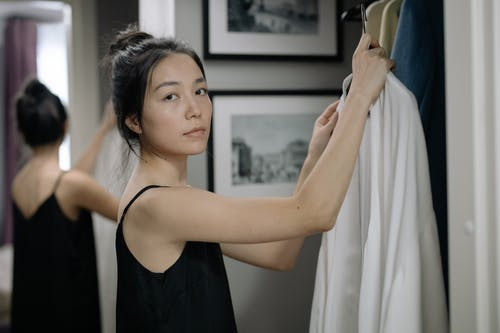 Základová fotografie zdarma na téma asijský, drdol, mělké zaměření