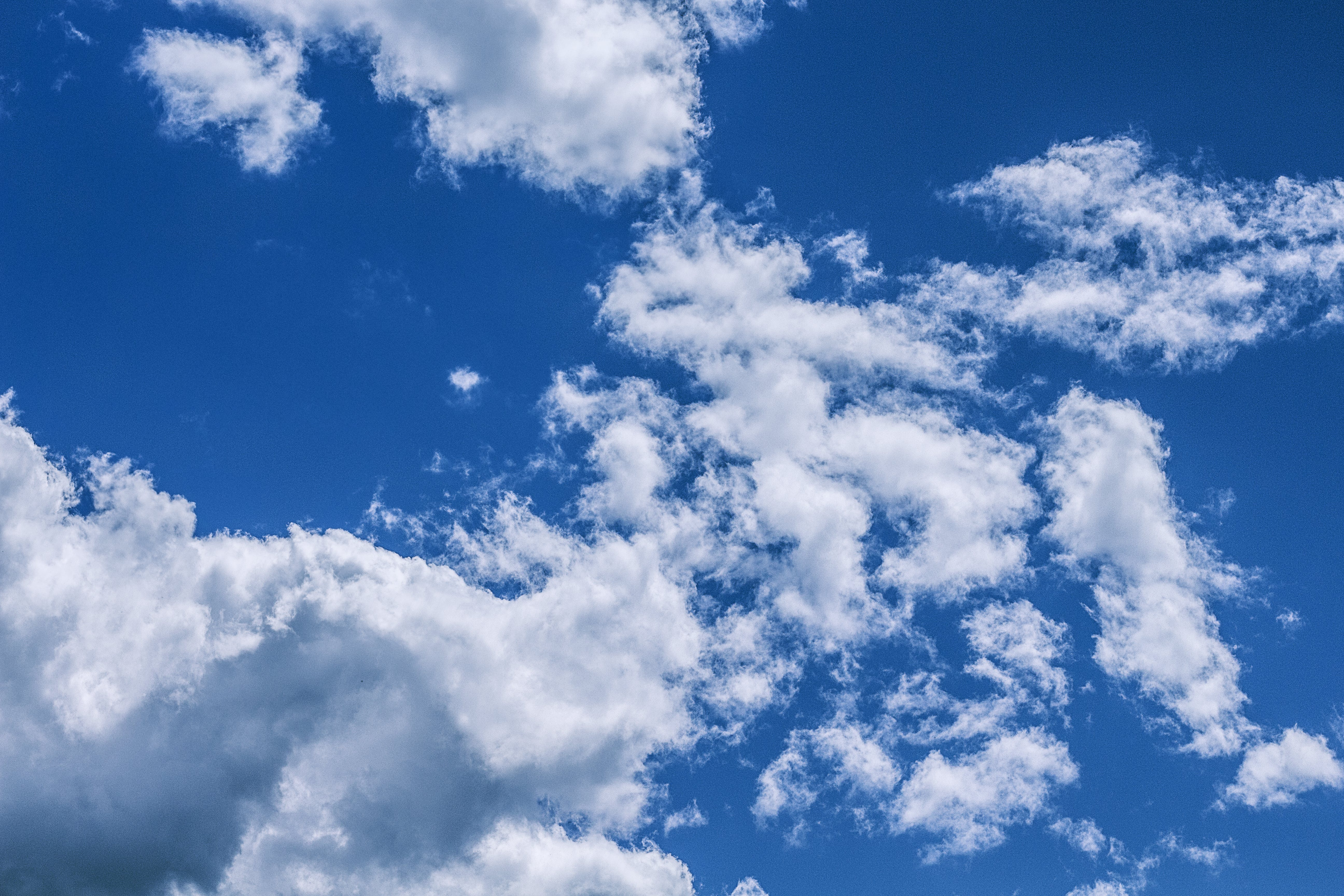 Free stock photo of blue, clouds, relax, sky