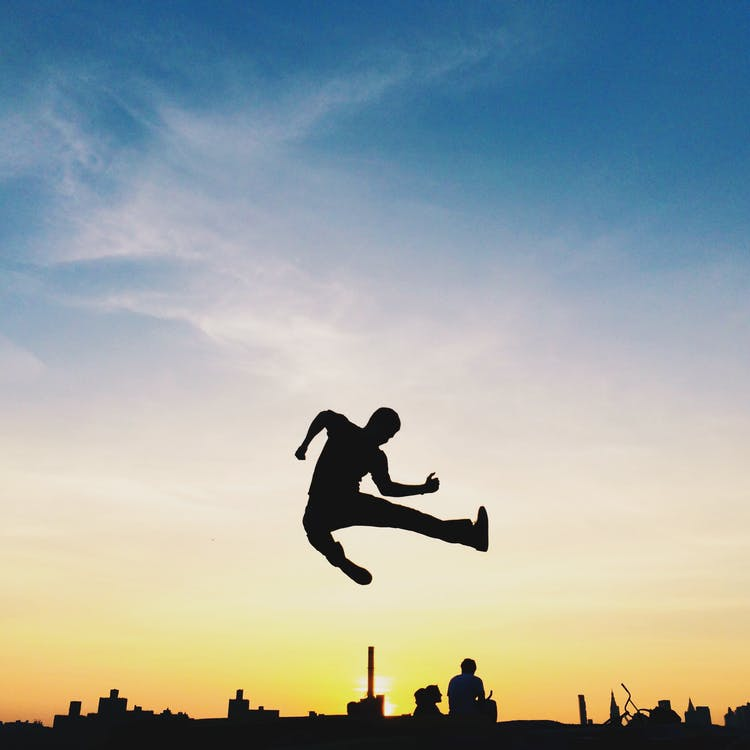 Free stock photo of fun, jump, parkour