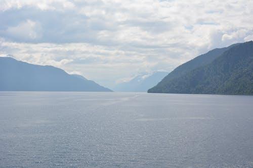 Free stock photo of lac, landscape, mountain, russia