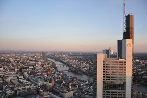 Free stock photo of buildings, city, sky, skyscraper