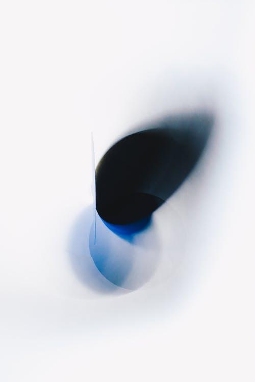 Kostnadsfri bild av abstrakt, blå, cirkel