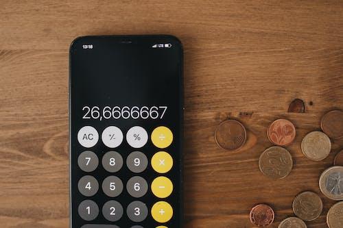 คลังภาพถ่ายฟรี ของ การบัญชี, การเงิน, คณิตศาสตร์