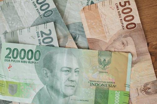 インドネシア語, お金, クローズアップショットの無料の写真素材
