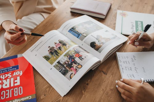 Pictures in a Book