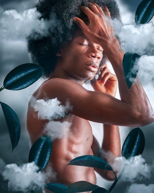 Free stock photo of black male, conceptual