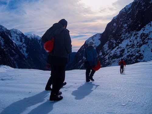 Free stock photo of cold atmosphere, cold temperature, glacier