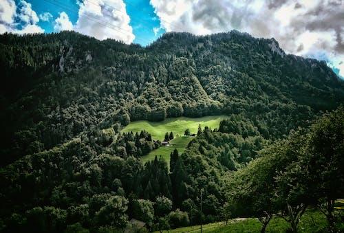 Kostnadsfri bild av berg, grön, himmel, landskap