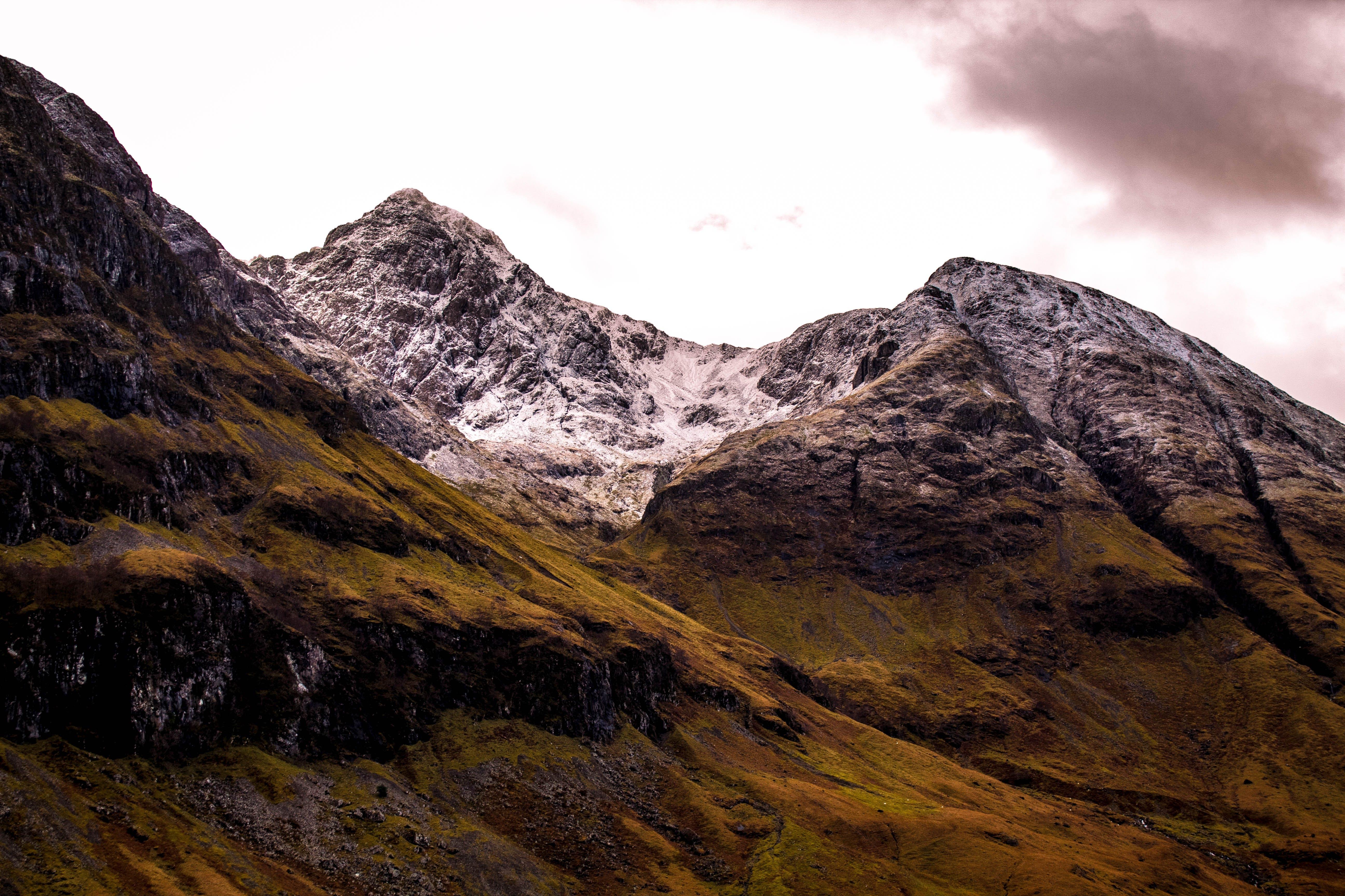 Základová fotografie zdarma na téma denní světlo, fotografie přírody, hora, kameny