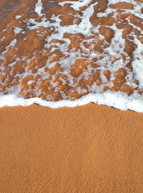 Photos gratuites de abstrait, bord de mer, côte