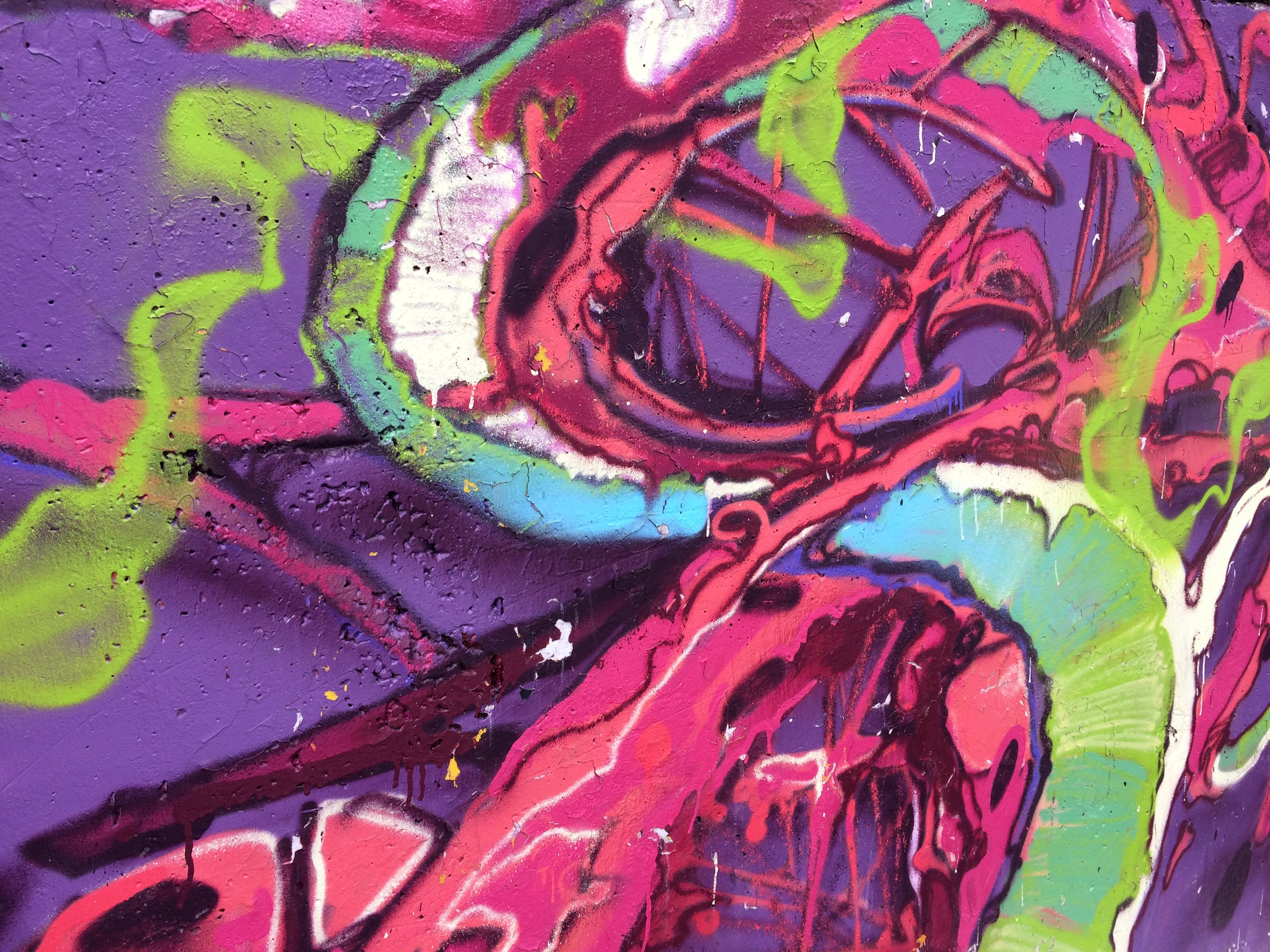 Free stock photo of art, artistic, colorful, graffiti