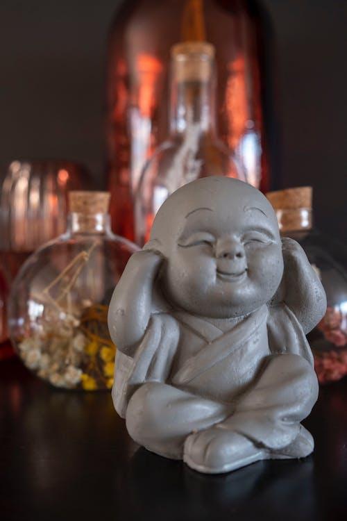 Kostenloses Stock Foto zu bebê buda, figuren, niedlich
