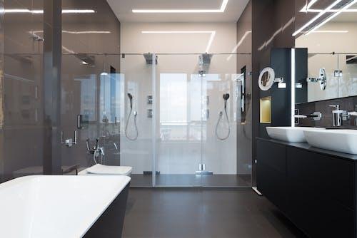 Kostnadsfri bild av bad, badkar, badrum