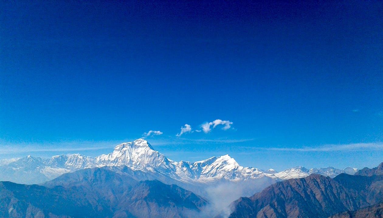 Free stock photo of annapurna range, nepal beauty, punehill view