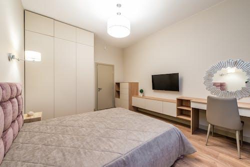 Photos gratuites de à l'intérieur, appartement, appui-tête