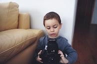 camera, cute, young