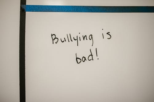 Message Against Bullying