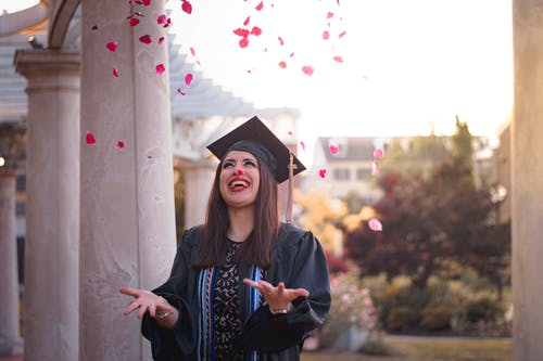 Free stock photo of academic degree, academic dress, accomplishment
