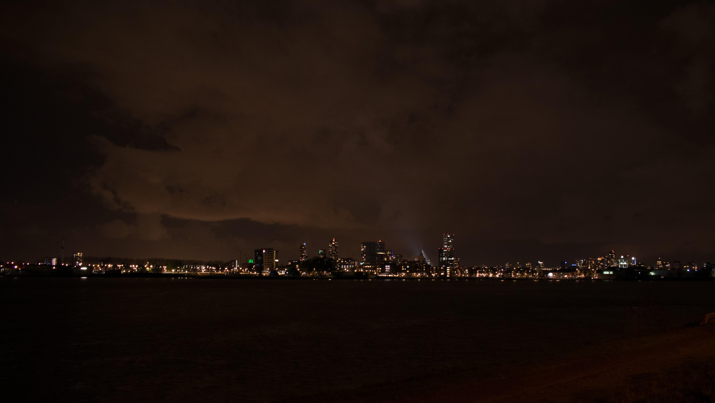 Gratis lagerfoto af byens lys, bylys, Holland, Rotterdam