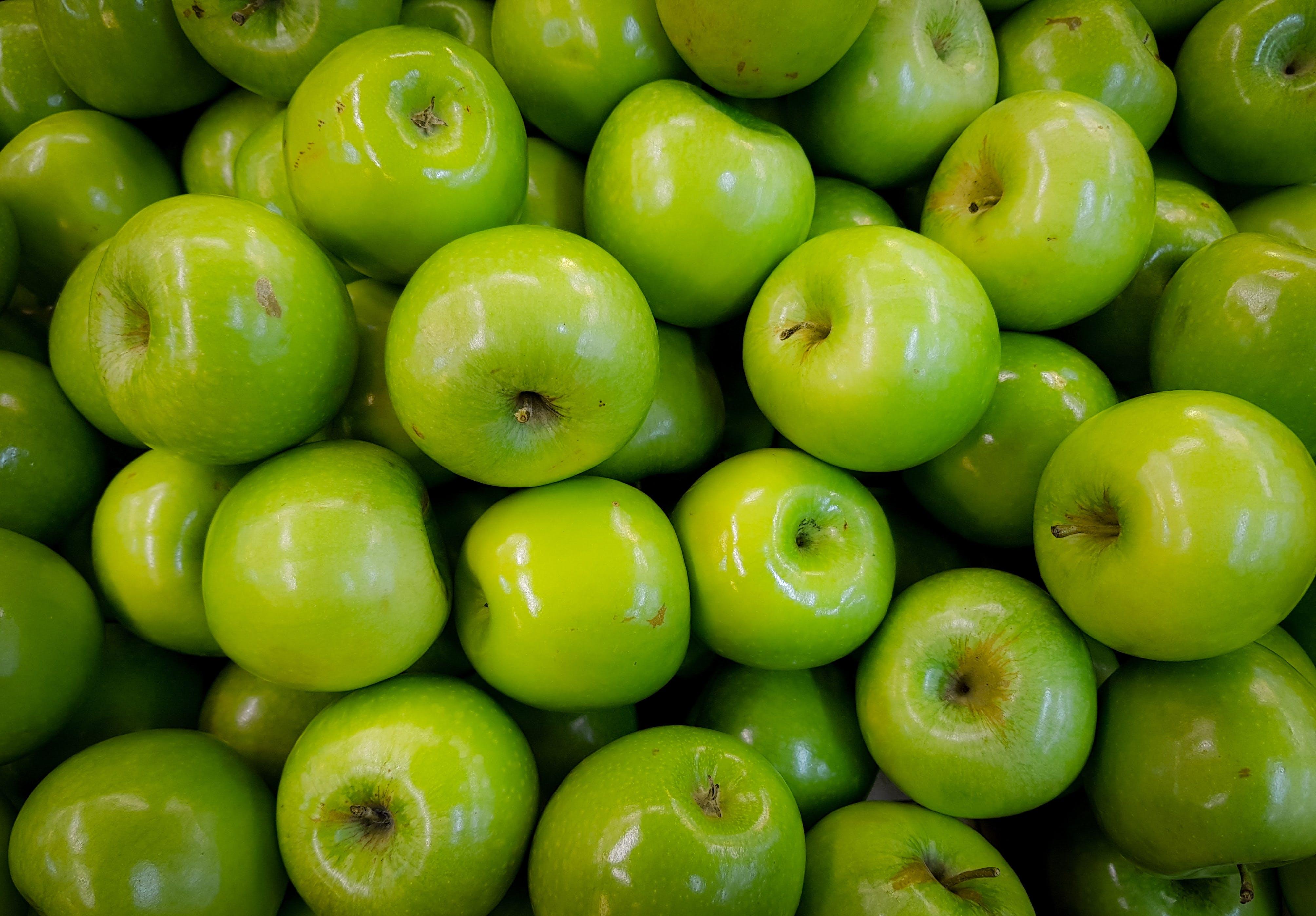 äpfel, essen, farben