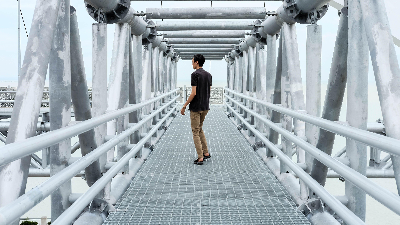 Foto d'estoc gratuïta de arquitecte, arquitectònic, arquitectura, Bay Bridge