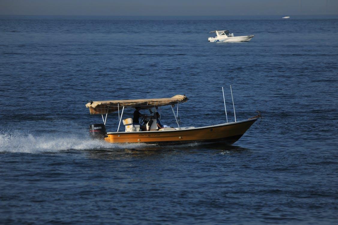 Free stock photo of boat, fisherman, fishing boat
