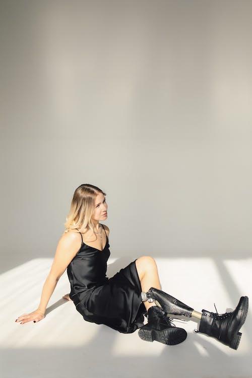 Photo Of Woman With Bionic Leg