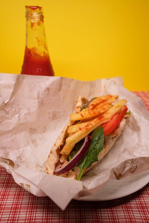 Бесплатное стоковое фото с Аппетитный, бумага, бутылка