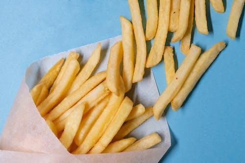 Gratis lagerfoto af appetitligt, blå, blå baggrund