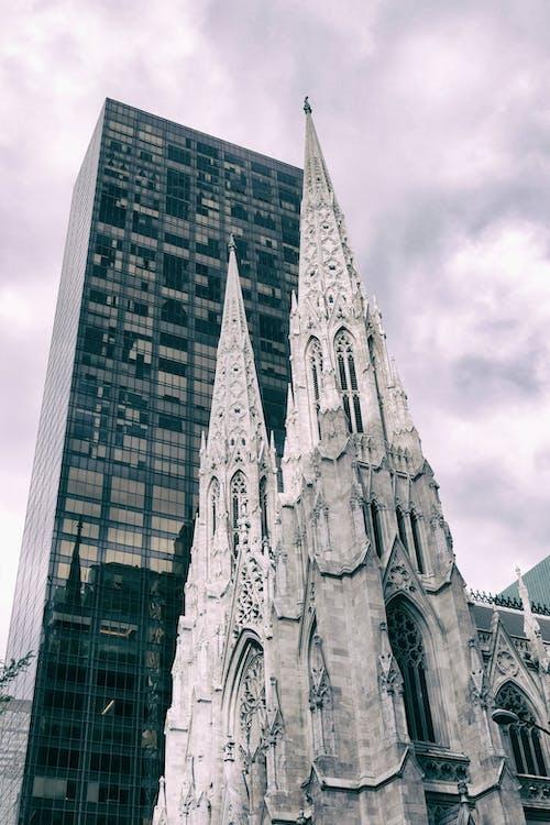 シティ, ニューヨーク, 事務所, 五番街の無料の写真素材