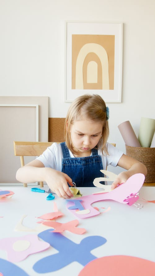 Free stock photo of adorable, art, arts and crafts