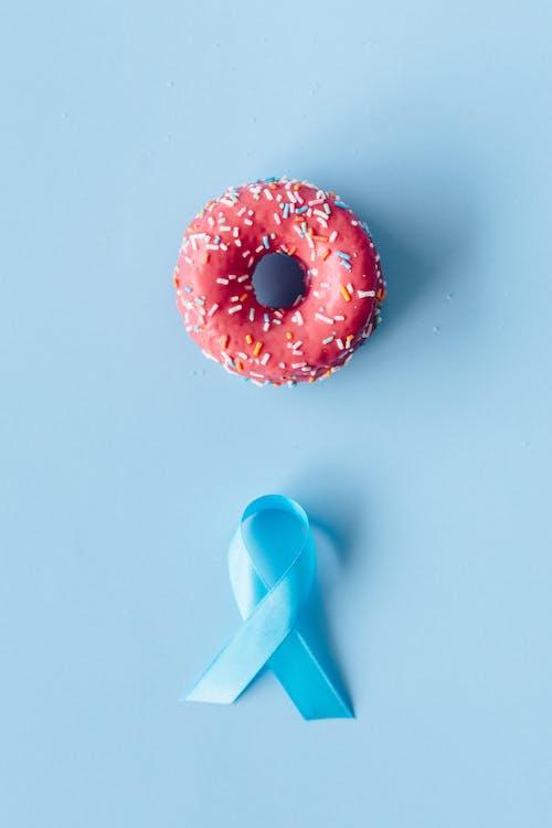 Gratis arkivbilde med bånd, blå, dessert