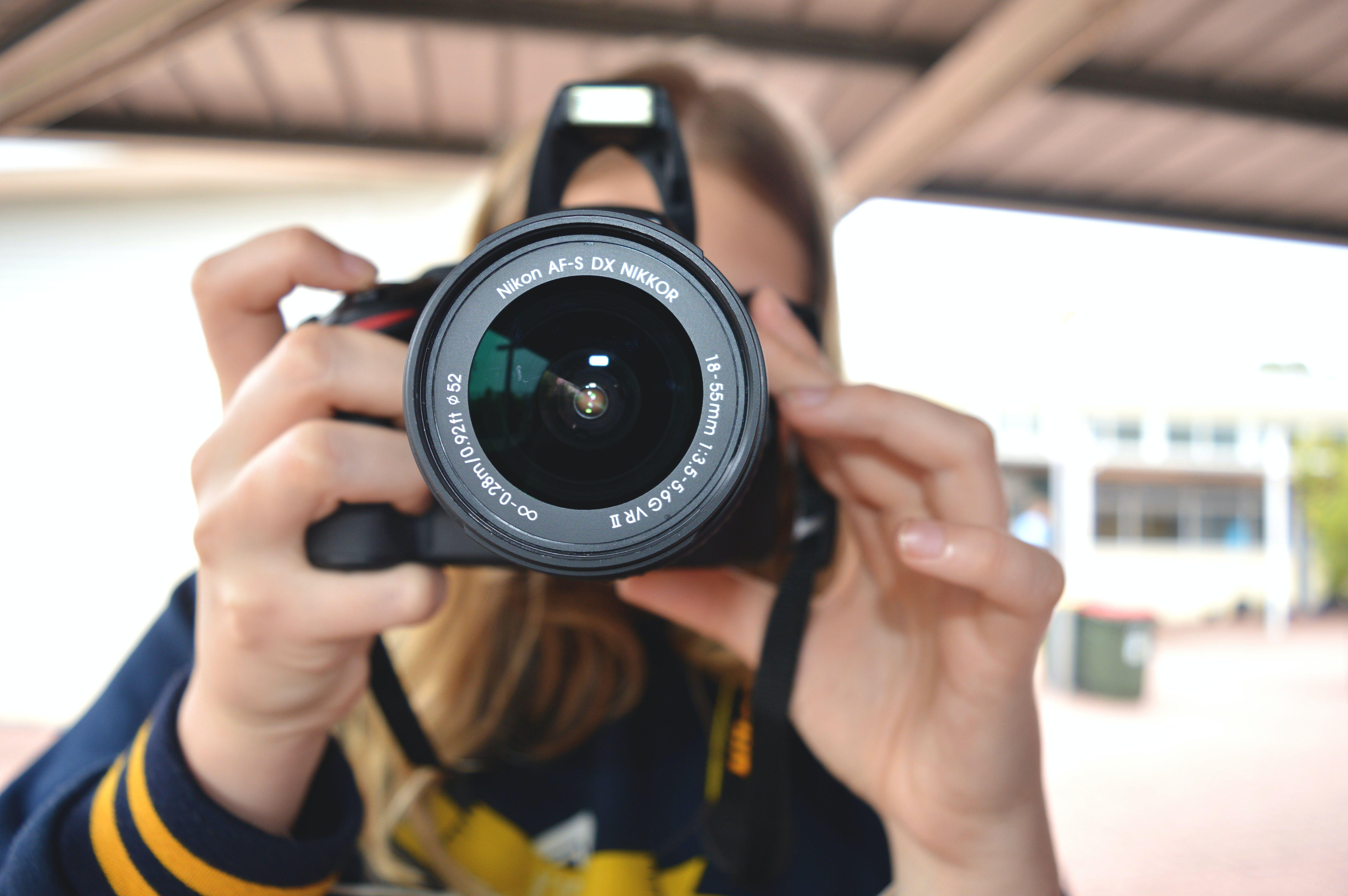 คลังภาพถ่ายฟรี ของ กล้อง, การถ่ายภาพ, คน, ช่างภาพ