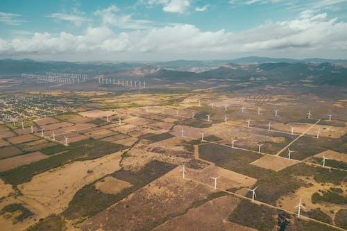 경치, 구름, 농경지의 무료 스톡 사진