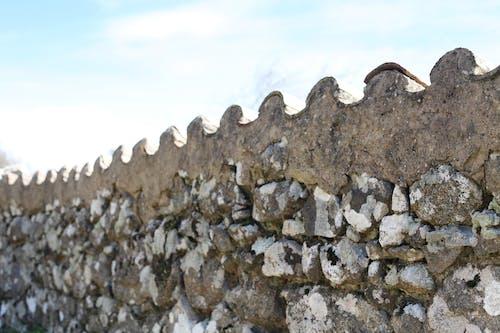 Immagine gratuita di casa, concettuale, parete di pietra