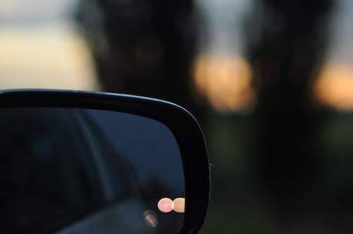 Darmowe zdjęcie z galerii z abstrakcyjne zdjęcie, lusterko, lusterko samochodowe
