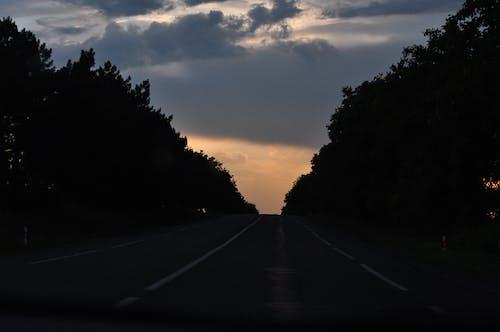Darmowe zdjęcie z galerii z droga, pusta droga, terenowy