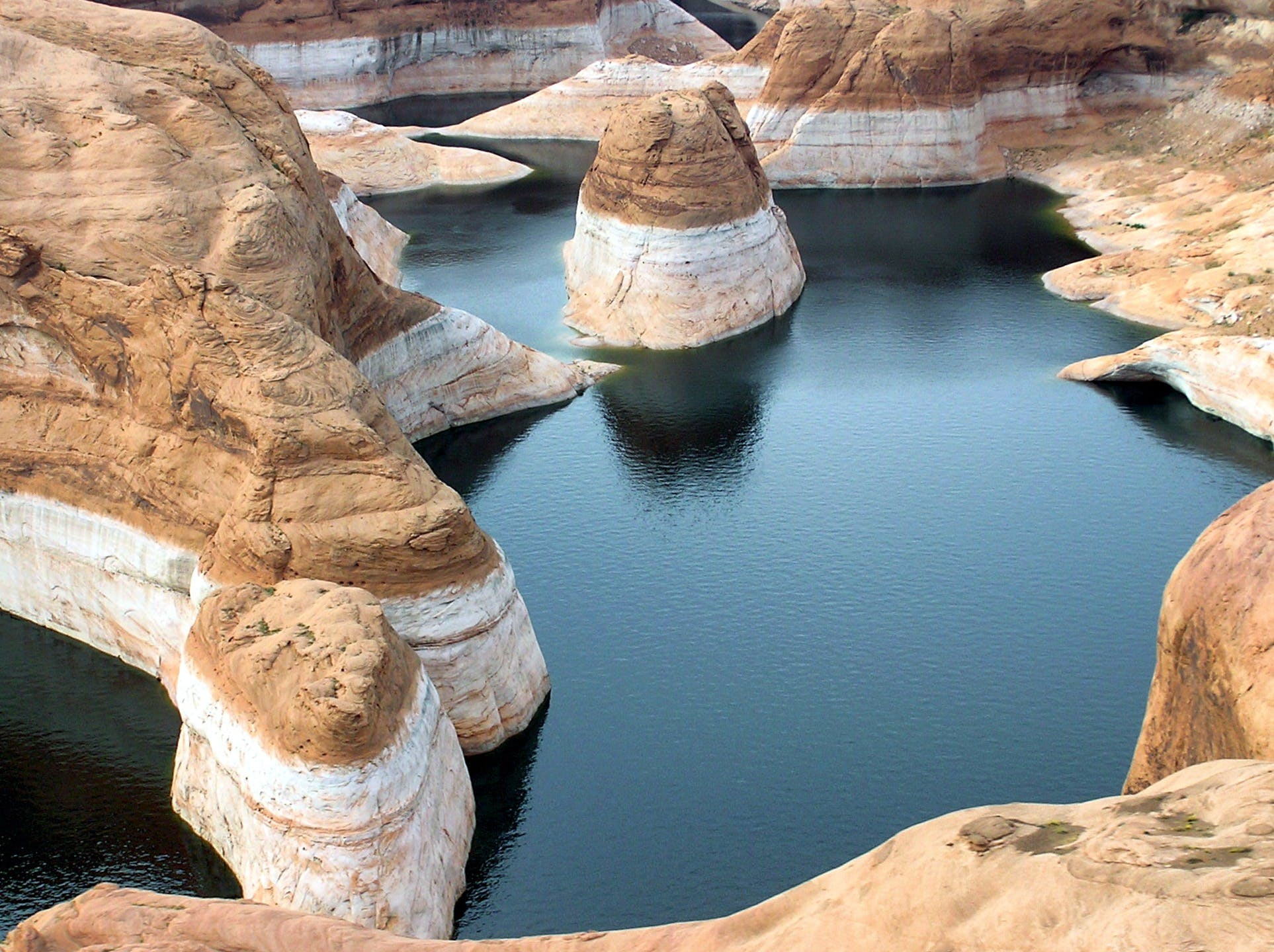 alt, berge, canyon