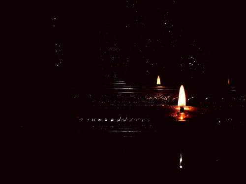 Free stock photo of background, darkness, fire, god