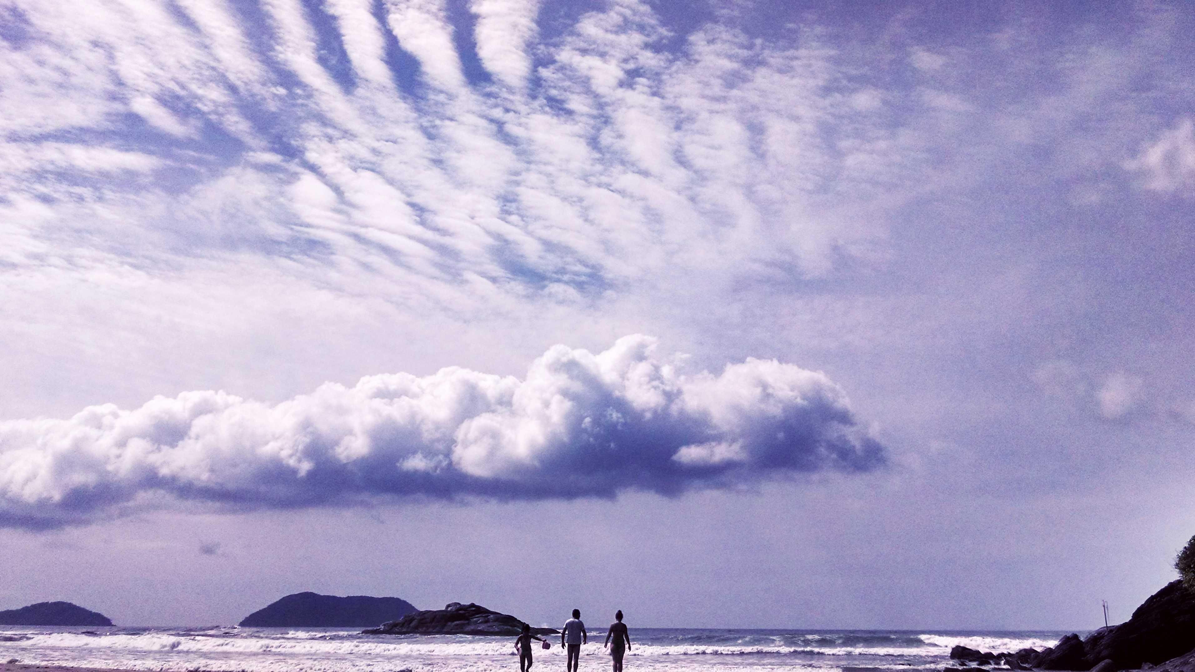 Kostenloses Stock Foto zu familie, himmel, menschen, natur