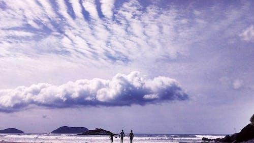Gratis lagerfoto af familie, folk, himmel, natur