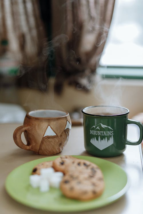 Free stock photo of 2 cups, adventure, auto home