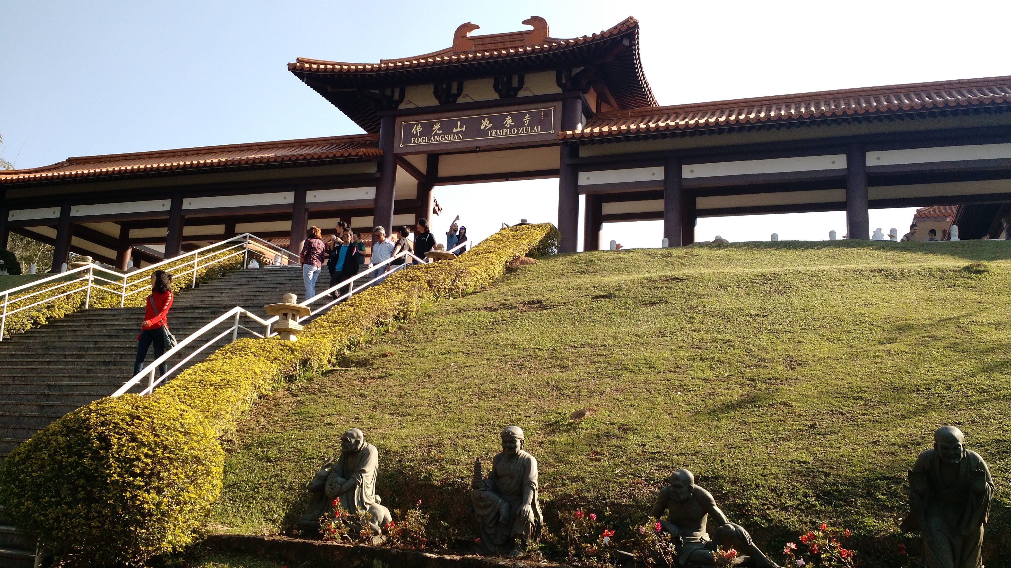 Kostenloses Stock Foto zu asiatische architektur, buddha, tempel