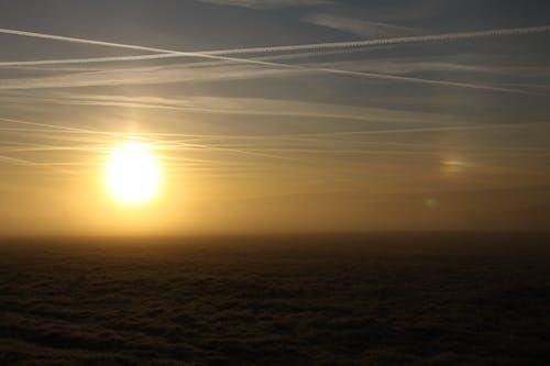 Darmowe zdjęcie z galerii z chmura, chmury, niebo, słońce